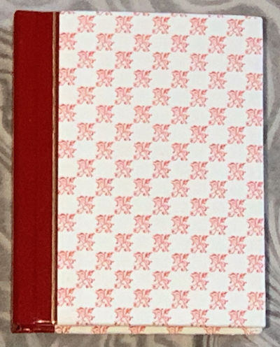 Los Angeles, CA: Dawson's Book Shop, 1985. First Edition. Hardcover. Like New. Miniature Book. 2 7/8...