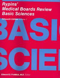 Rypins' Medical Boards Review - Basic Sciences