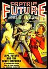 image of Captain Future and the Space Emperor