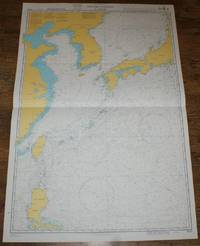 Nautical Chart No. 4509 North Pacific Ocean, Western Portion of Japan