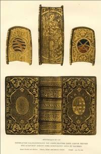 image of Bucheinbande aus dem XIV. - XIX. Jahrhundert in der Landesbibliothek zu Darmstadt