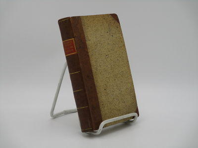 No place.: No publisher. , 1789 . Contemporary half speckled calf over speckled boards. red spine la...