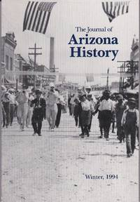 image of The Journal of Arizona History: Volume 35, Number 4: Winter, 1994