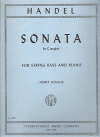 Handel: Sonata in C major for String Bass and Piano