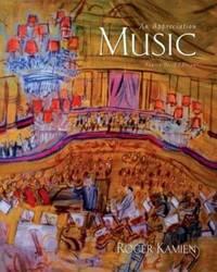 Music, Brief, with Kamien 4.0 Multimedia