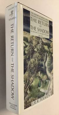 The Return of the Shadow: The History of The Lord of the Rings  Part One The History of Middle Earth #6