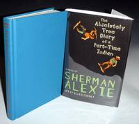 The Absolutely True Diary of a Part-Time Indian (signed By Sherman Alexie)