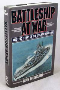 image of Battleship at War: The Epic Story of the USS Washington