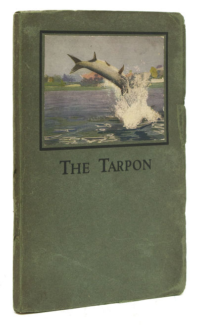 : Printed for Private Distribution, 1920. First edition. 62 pp. 1 vols. 8vo. Plain green wrappers, p...