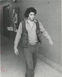 image of Original photograph of John Travolta backstage on the opening night of