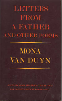 image of Letters from a Father and Other Poems