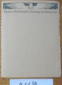 Thoreau MacDonald's Drawings for Dartmouth