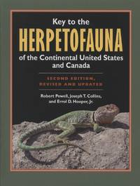 Key to the Herpetofauna of the Continental United States and Canada. Second Edition, Revised and Updated