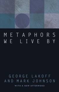 Metaphors We Live By by  Mark Johnson - Paperback - from World of Books Ltd (SKU: GOR001452310)