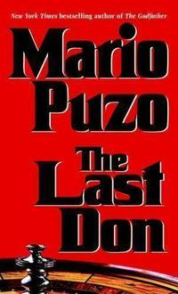 The Last Don: A Novel ( uncorrected reader's edition)