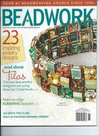 Beadwork Magazine November 2012