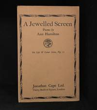 A Jewelled Screen (Publisher series: Life & Colour Series--A Jewelled Screen; Life & Colour Series.)