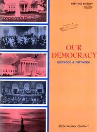 Our Democracy by   Mary E  Thomas B. & PORTWOOD - Paperback -   - 1972 - from Mindstuff Books and Biblio.com