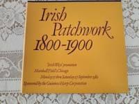 image of Irish Patchwork 1800-1900 'Irish Ways' promotion Marshall Fields, Chicago