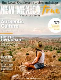 New Mexico True Adventure Guide