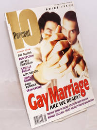 10 Percent: vol. 3, #14, May/June 1995; Pride issue/Gay Marriage; are we ready