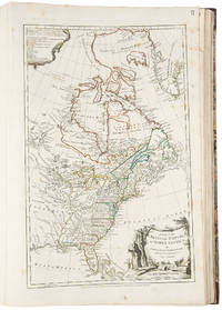 The American Atlas: or, a geographical description of the whole continent of America: wherein are delineated at large its several regions, countries, states, and islands; and chiefly the British Colonies