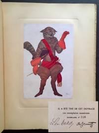 image of L'Oeuvre de Leon Bakst pour La Belle au Bois Dormant (In the Publisher's Original Slipcase)