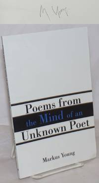 image of Poems from the Mind of an Unknown Poet