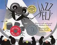 The Jazz Fly (book w/ audio CD)