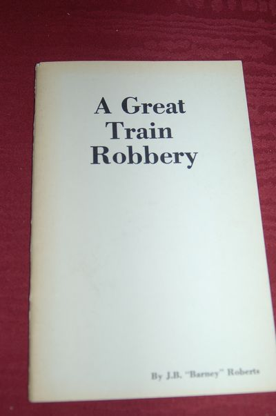 California Traveler: Published By the Author, 1973. First Edition. Original Wraps. Octavo. 32p. Firs...
