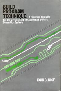image of Build Program Technique:  A Practical Approach for the Development of  Automatic Software Generation Systems