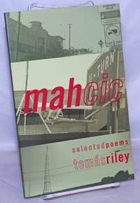 image of Mahcic: Selected Poems