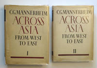 Across Asia from West to East in 1906-1908, Two Volumes