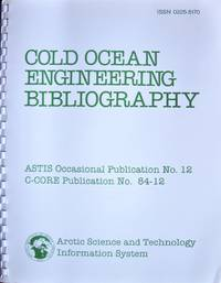 image of Cold Ocean Engineering Bibliography