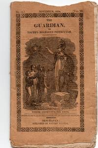 image of Original November 1924 Issue of the Guardian or Youth's Religious  Instructor