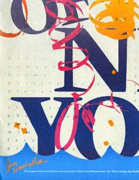 Annual New York Avant Garde Festival [title varies]. Complete set of 19 vintage posters, 1963-1980, 13 of them signed by Jim McWilliams