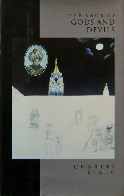 San Diego: Harcourt Brace, 1990. First edition. Hardcover. Very Good/very good. 8vo. 70 pp poetry co...