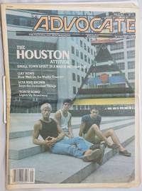 The Advocate: the national gay newsmagazine; #347, July 22, 1982; in two sections; The Houston Attitude