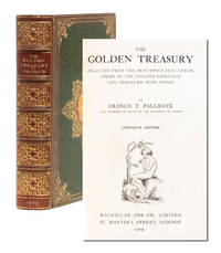 The Golden Treasury, Selected from the Best Songs and Lyrical Poems in the English Language
