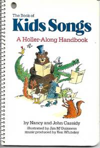 The Book of Kids Songs A Holler