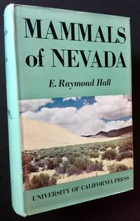 Mammals of Nevada