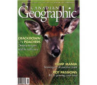 Canadian Geographic, March / April 1999