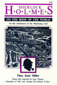 image of Sherlock Holmes on the Roof of the World