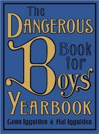 image of The Dangerous Book for Boys Yearbook