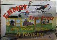 Ehmet The Emu Who Thought He Was a Turkey