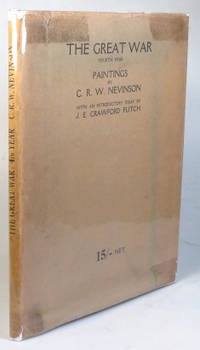 The Great War. Fourth Year. With an Introductory Essay by J.E. Crawford Fitch