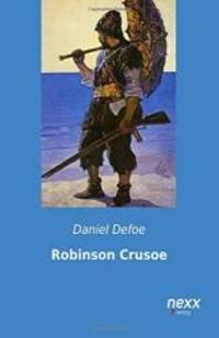 image of Robinson Crusoe (German Edition)