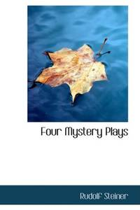 Four Mystery Plays Bibliobazaar Reproductions Series