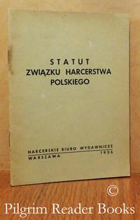 image of Statut Zwiazku Harcerstwa Polskiego.