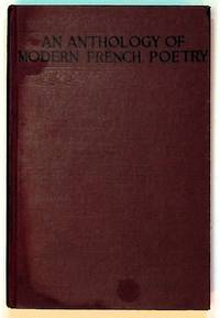 An Anthology of Modern French Poetry